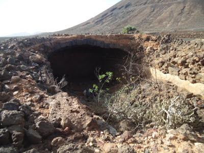 El desaparecido pueblo de Santa Margarita